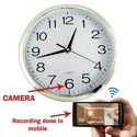 Spy Wall Clock Camera with Wifi ( Full HD)