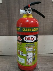 Clean Agent Fire Extinguisher HFC Based