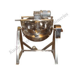 Jacketed Kettle Machine