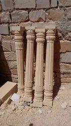 5 Feet Marble Pillar