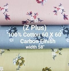 Carbon Finish Shirting Fabric (Z Plus)
