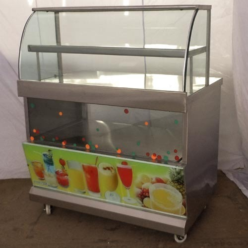 Stainless Steel Juice Counter At Rs 21000 Piece Juice Counter