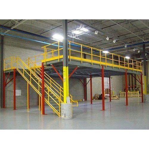 Prefabricated Mezzanine System