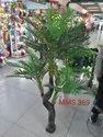 Plastic Green Muhil Artificial Palm Tree