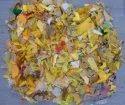Yellow PP Plastic Scrap