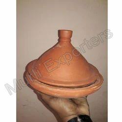 Terracotta Tengin Pot, for Interior Decor