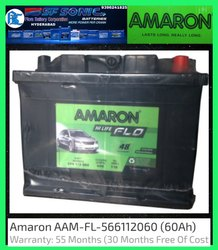 FLO-FL566112060 AMARON Batteries