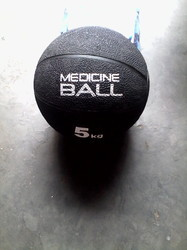 Gym Fitness Rubber Medicine Ball