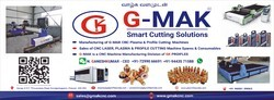 GK PROFILES MANUFACTURING G-MAK CNC PLASMA & PROFILE CUTTING MACHINES