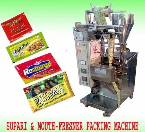 Mouth Freshner Packing Machine