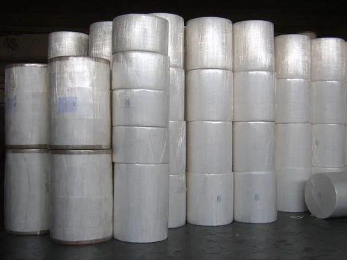 White Tissue Paper Jumbo Roll
