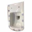 Ceramic White Toilet Seats