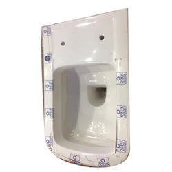 Ceramic White Toilet Seats
