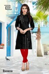 Regular malti Slub Cotton Casual Wear