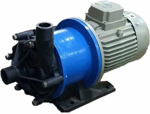 Three Phase Polypropylene Kems Magnetic Pump, Model Name/Number: Ke 250lpm,  250 Lpm, Rs 22500 /piece | ID: 8370025833
