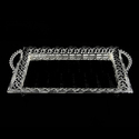 Beautiful Silver Vegetable Serving Tray
