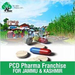 PCD Pharma Franchise for Jammu and Kashmir