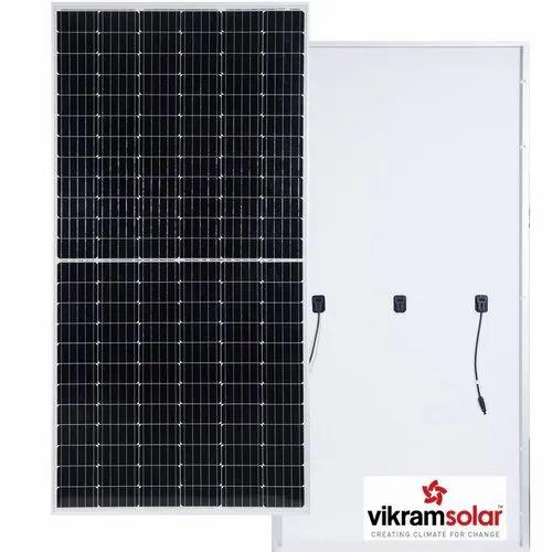 Vikram Solar 375 Wp Somera Half Cut Cell Module Pv Solar Modules Solar Panel Module Pv Module Solar Pv Moldues Rooftop Solar Module Vikram Solar Private Ltd Thane Id 21236523962