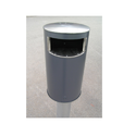 Outdoor Area Dustbin 110L