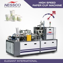 Disposable Glass Making Machine at Best Price in India