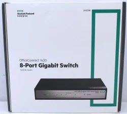 HP 8-Port Gigabit Switch