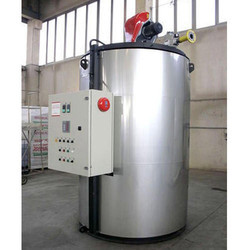 Oil And Gas Fired Thermal Fluid Heater