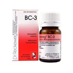 BC 3 Homeopathic Drop