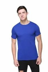 Blue Customized T-Shirt for Men