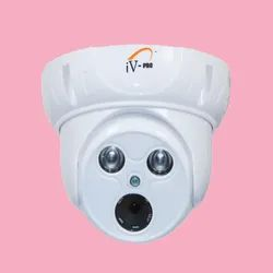 Analog HD Dome Camera 30 Meters - 2 Mp