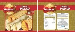 Special Plain Papad