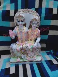 Marble Jagdish Ji Statue