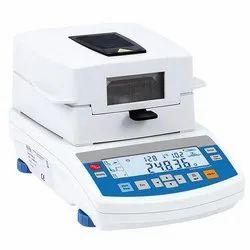 LCD Infrared Moisture Balances