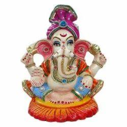 Clay Ganesha 12F