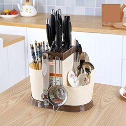 Knife and Other Kitchen Cutlery Storage Holder