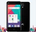 Micromax Bharat Go Smartphone, Memory Size: 8gb