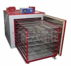 Industrial Hot Air Oven with Trolley