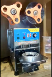 automatic desktop cup sealing machine