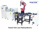 Sparkle Robotic Fiber Laser Welding Machine, 0-100 A, Automation Grade: Automatic