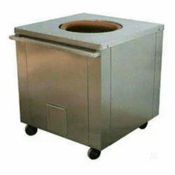 Stainless Steel Tandoor, Shape: Rectangular, Capacity: 150-300 L
