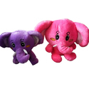 Plush Fabric Elephant Soft Toys