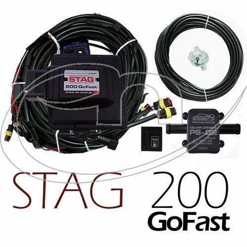 Ac Stag 200 Gofast Lpg Kit Manufacturer