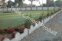 Cement Footpath Curbing