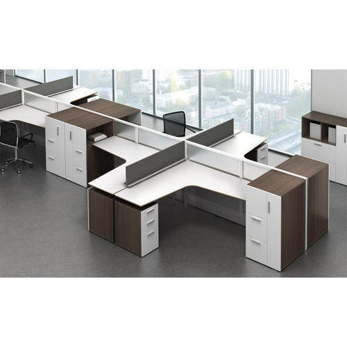 Wood Decorative Modular Furniture for Office