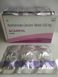 Acamprosate Calcium 333mg Tablets