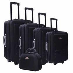 Black Trolley Suitcase Bag