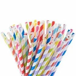 FDA Approved Paper Straws