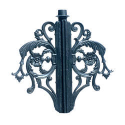 DBR-010 Cast Iron Street Lamp Bracket