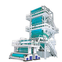 Plastic Blown Film Making Machine