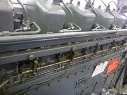 Mirrlees Blackstone Engine