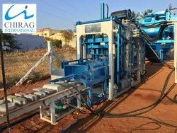 Chirag New Generation Manual Concrete Block Machine